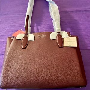 Kate Spade Monet Large Triple Compartment Tote-
